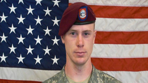 "As Family Prays for Captured U.S. Soldier, Clinton Said Move Shows Desperation From Taliban. Pfc. Bowe Bergdahl, 23, of Hailey, Idaho, went missing from his base in eastern Afghanistan on June 30. On July 3, officials declared him ""missing-capture"