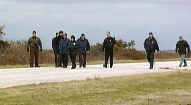 Video: Four bodies found on a Long Island, NY beach.