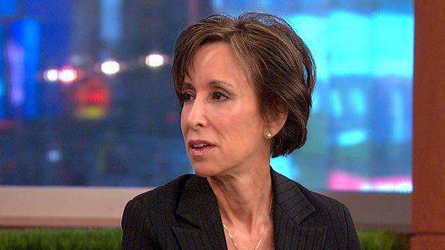 PHOTO:Carole Markin revealed this morning that she was the woman who brought a lawsuit against Match.com, claiming the website was responsible for an alleged sexual attack.