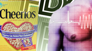 FDA cracking down on Cheerios for saying they can lower cholesterol