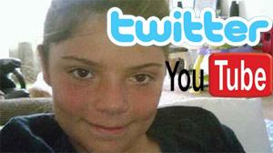 Tweets, Video Paint Picture of Teen Murder Suspect