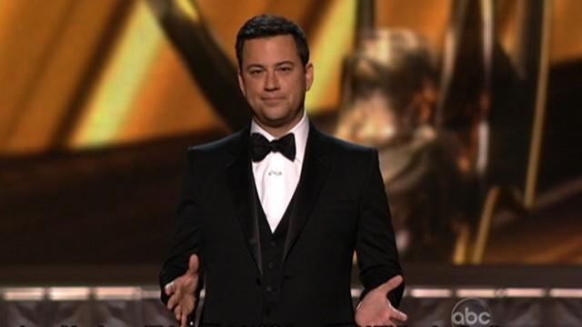VIDEO: Jimmy Kimmel hosts 2012 Primetime Emmy Awards.