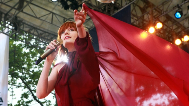 GMA Summer Concert Series: Florence and the Machine