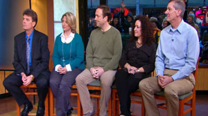 Five People Lost Nearly 700 Pounds