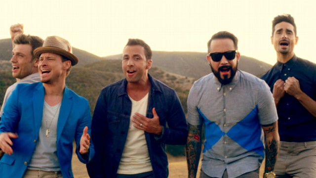 VIDEO: Backstreet Boys In a World Like This New Music Video Premiere