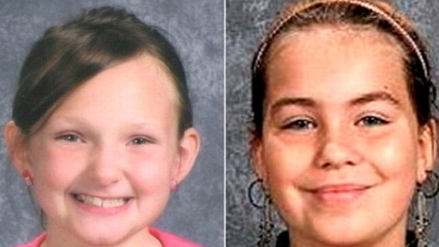 VIDEO: Search teams scour the area where Elizabeth Collins, Lyric Cook Morrisey vanished.