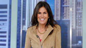 PHOTO Liz Pryor was chosen as GMAs new advice guru on Good Morning America.