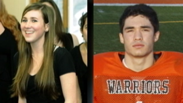 VIDEO: Text conversations between the teen and her alleged killer are revealed.