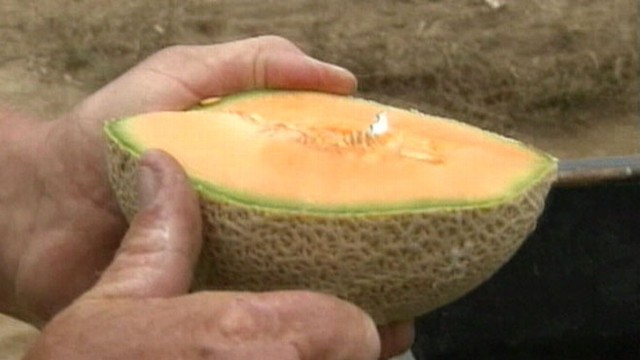 VIDEO: Officials say some might still get sick despite recall of tainted cantaloupes.