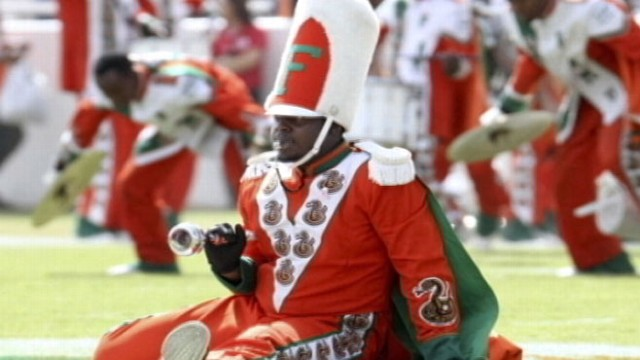 VIDEO: Authorities believe hazing may have lead to the death of a band member.