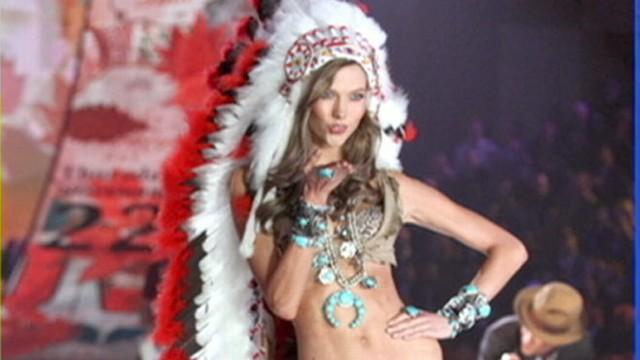 VIDEO: Victorias Secret Apologizes for Native American Costume