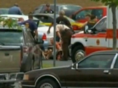 VIDEO: Arkansas shooting