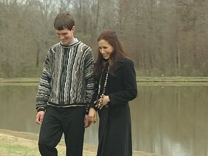 VIDEO: A couple finds a connection despite both having autism.
