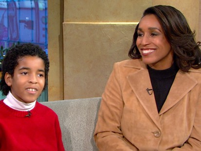 VIDEO: Autistic boy improves after moms intensive hands-on therapy.