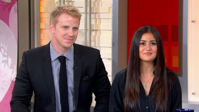 """VIDEO: Americas favorite """"Bachelor"""" couple share exciting new details about their upcoming wedding."""