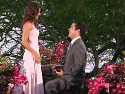 "VIDEO: After she was rejected on ""The Bachelor,"" Jillian finds Ed in the finale."
