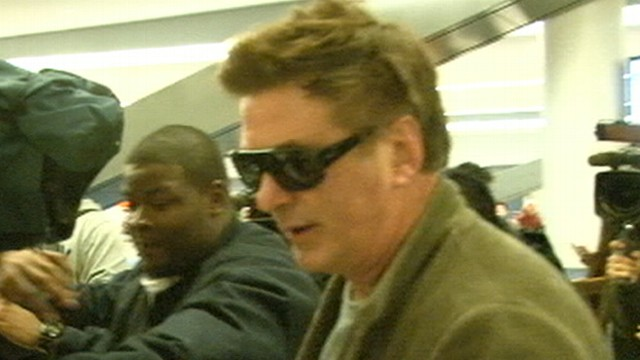VIDEO: Alec Baldwin Speaks About Plane Controversy