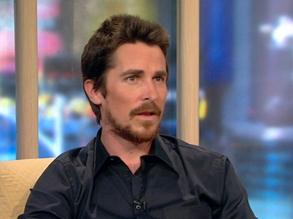 "VIDEO: Christian Bale talks about his role as John Connor in ""Terminator Salvation."""