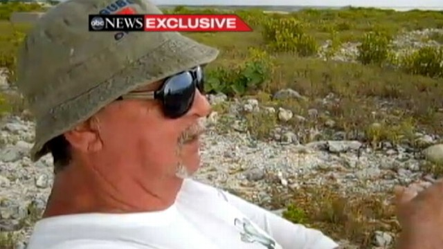 VIDEO: An eyewitness who was on the beach the day Robyn Gardner vanished speaks.