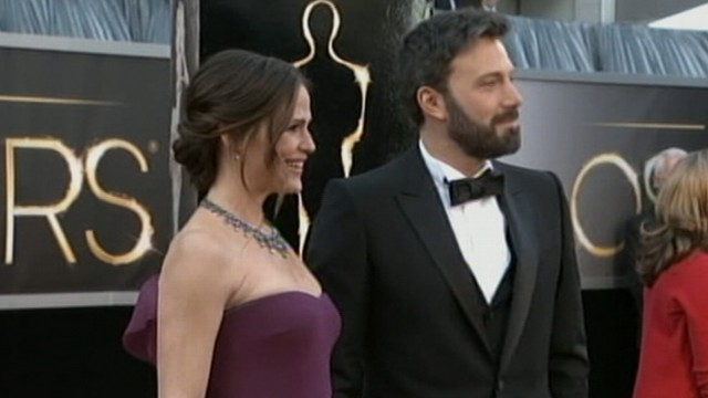"""VIDEO: The Oscar-winning """"Argo"""" director was announced as the choice to play the caped crusader."""