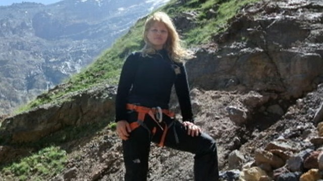 VIDEO: Donna DErrico traveled to Turkey, climbed Mount Ararat in search of biblical boat.