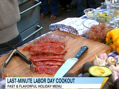 GMA Recipes for Labor Day