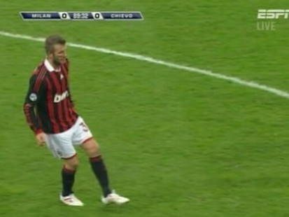 VIDEO: David Beckham will undergo surgery today to repair the snapped tendon.