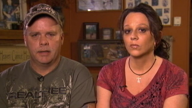 VIDEO: When Jeff and Jennifer Counceller saw a wounded fawn, they did what they could to save it.