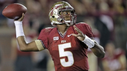 "Woman claims police told her to think ""long and hard"" before proceeding against Jameis Winston."