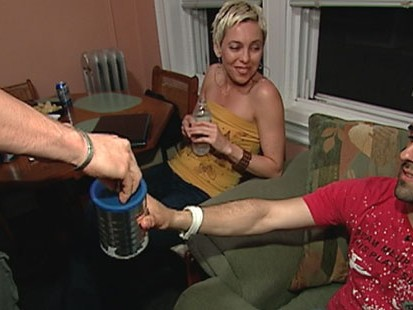 VIDEO: Rent parties are a product of the tough economic times.