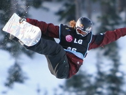 VIDEO: Olympic hopeful is in critical condition after a nasty crash in Utah.