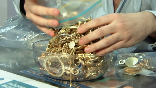 VIDEO: Gold Price Soars