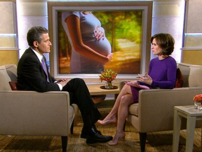 VIDEO: Dr. Richard Besser answers questions on the safety of C-sections.