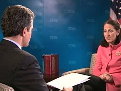 VIDEO: New report: FDA needs to be more efficient in preventing foodborne illnesses.