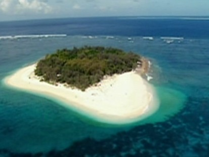 One winner gets paid to be a beach bum in Australia?s Great Barrier Reef.