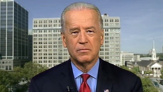 VIDEO: Joe Biden discusses Afghan War, gay marriage, and Korea in exclusive interview.