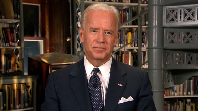 VIDEO: The vice-president talks to Robin Roberts about alleged D.C. terror plot.