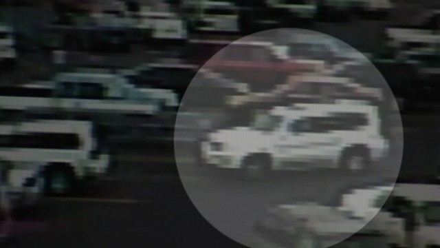 VIDEO: Police say the woman hit a teenager with her car at Walmart.