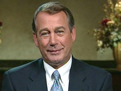 VIDEO: House Minority Leader John Boehner weighs in on proposed business incentives.