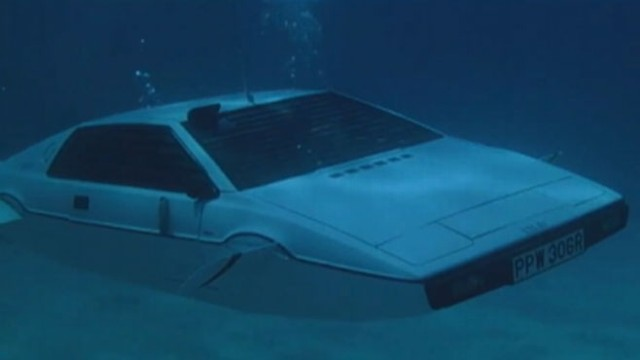 VIDEO: James Bond Submarine Car Found in Storage Locker Auction: 007's Most Famous Car to Be Sold