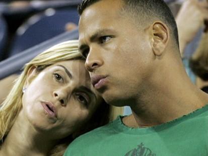 Cynthia & Alex Rodriguez