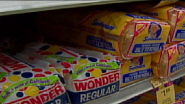 VIDEO: Hostess sells snack cakes and bread lines for $390 million to rival bakery TastyKake.