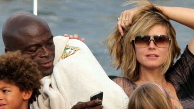 VIDEO: For the first time since news of the split, Seal speaks out about what happened.