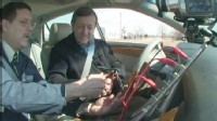 VIDEO: Brian Ross Test Drives Toyota
