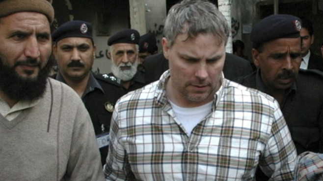 VIDEO: Pakistan holds CIA contractor Raymond Davis on charges of espionage.