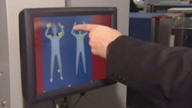 VIDEO: Brian Ross analyzes study suggesting scanners cannot differentiate bombs, sweat.