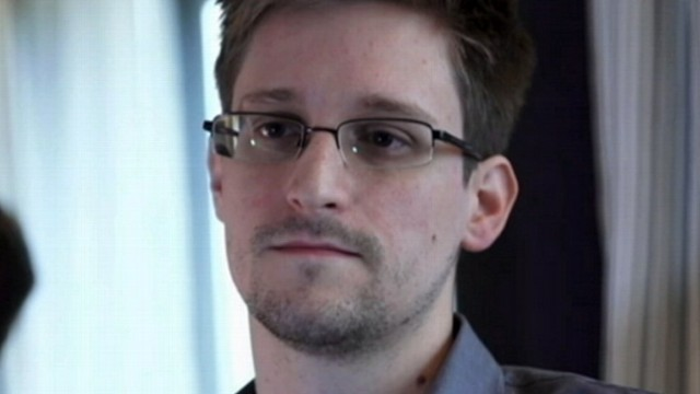 VIDEO: Edward Snowden last seen in Hong Kong hotel room.