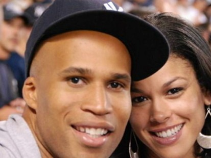 VIDEO: NBA star Richard Jeffersons former fiance talks about their breakup.