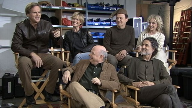 "VIDEO: Dan Harris chats with cast of classic film that critics called ""absolute magic."""