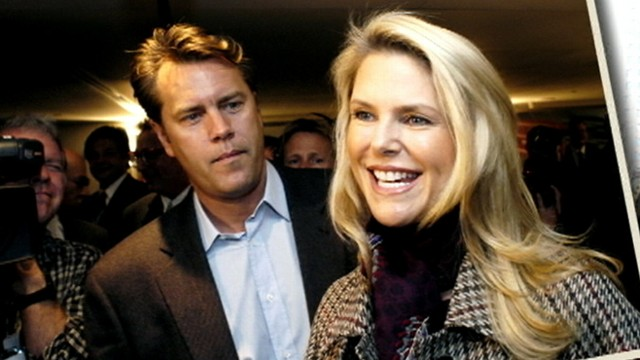 VIDEO: Christie Brinkleys ex-husband claims her accusations are a publicity stunt.
